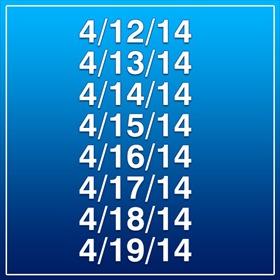 Palindrome+Week