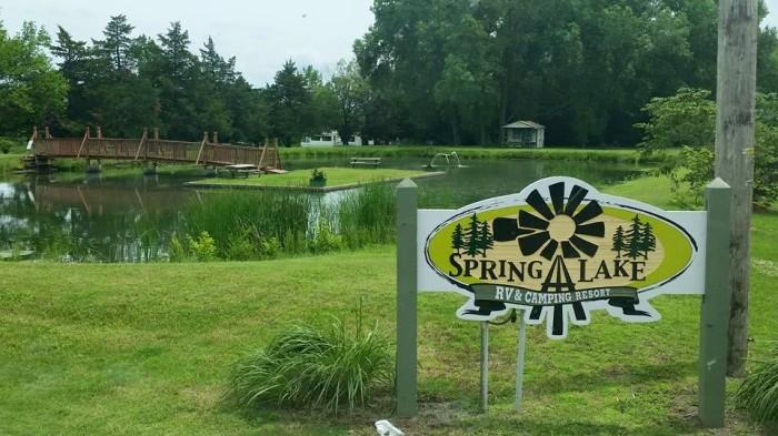 spring lake entry