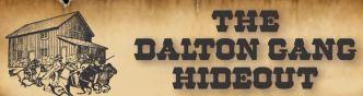 dalton gang hideout