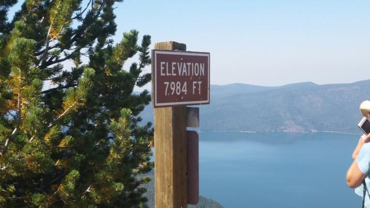 a peak elevation (Medium)