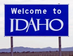 Idaho-welcome