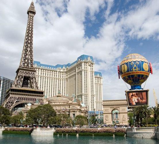 paris casino front