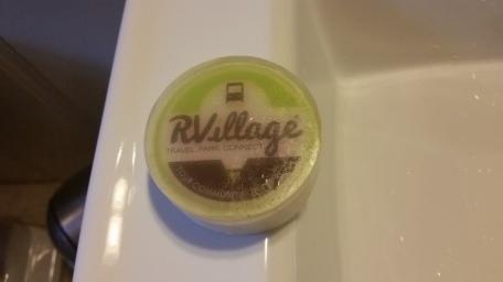 rvillage soap