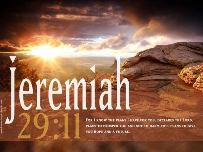 jeremiah 29 ``