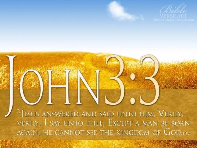 john 3 3