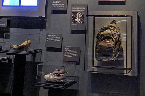 memorial artifacts