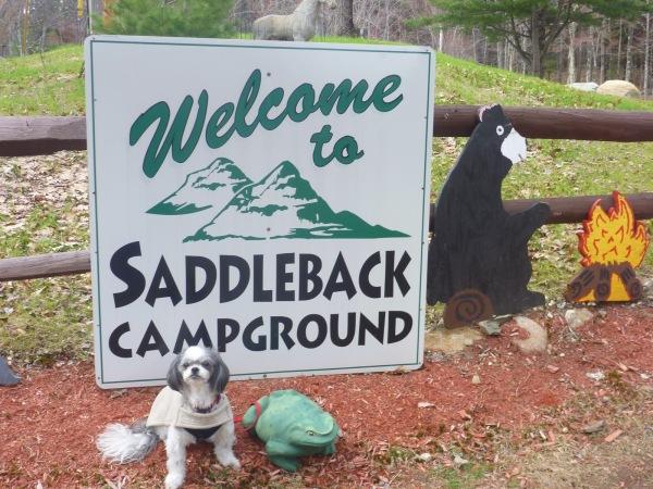 Saddleback Campground