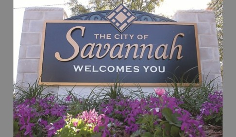 savannah sign