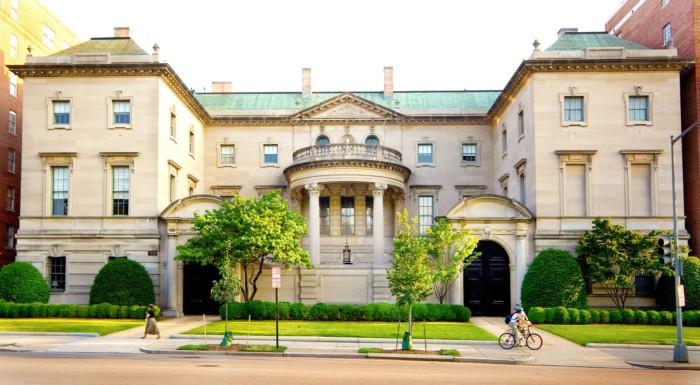Serene Anderson House facade