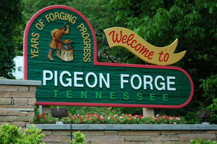 pigeon-forge
